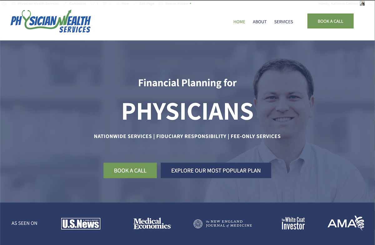 Physician Wealth Services HOME