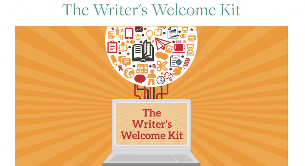 The Writer's Welcome Kit