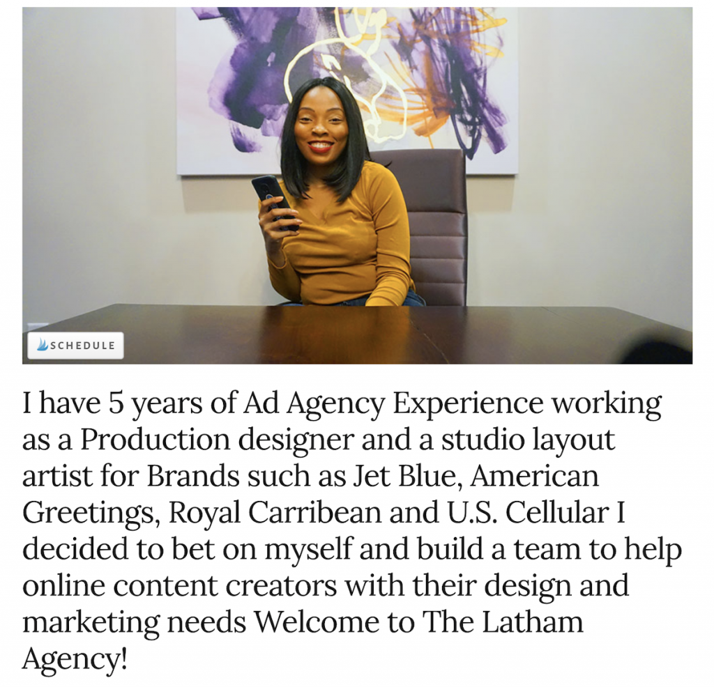 The Latham Agency