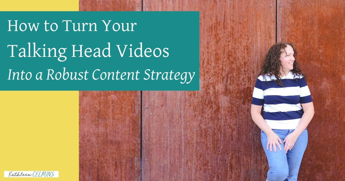 How to Turn Your Videos into a Robust Content Strategy